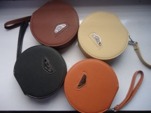 Car CD CD Clip Luxury Car with a Large Capacity Car CD Disc Embossed CD Package Bag DVD Package pictures & photos