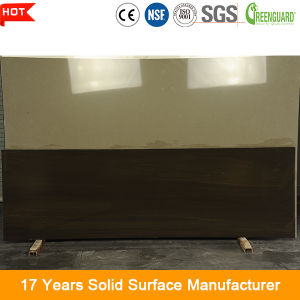 Customized Bendable 6mm Acrylic Solid Surface Sheets pictures & photos
