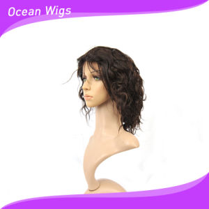 Ody Wave Virgin Hair Wig 12 Inch Brazilian Hair Lace Front Wig pictures & photos