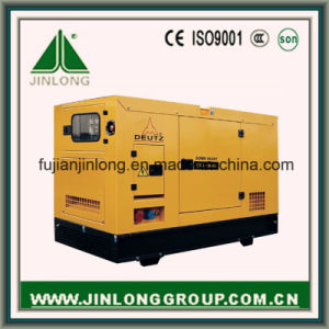 118kVA Deutz Water Cooled Soundproof Electric Diesel Generator Set pictures & photos