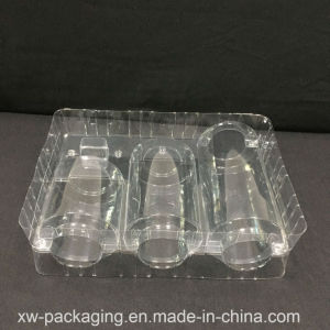 Clear Blister Tray for Candle Plastic Packaging pictures & photos