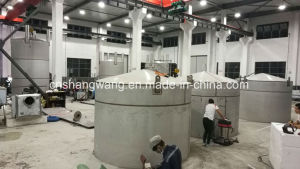 100 Tons Outdoors Milk Storage Tank/Milk Silo pictures & photos
