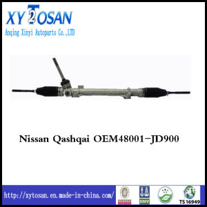 Manual Steering Rack Parts for Nissan Qashqai OEM: 48001-Jd900 pictures & photos