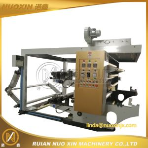 2 Color Kraft Paper Flexographic Printing Machine pictures & photos