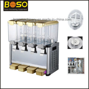 Single Tank 10L Beverage Dispenser with Cold and Hot Function (bos-J10L) pictures & photos