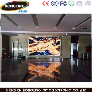 P4 Full Color Indoor LED Display Screen for Rental pictures & photos
