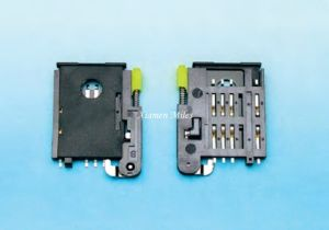 SIM Card Connector with Holder for Amphenol pictures & photos