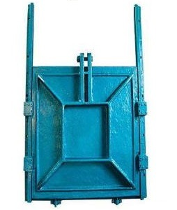 Square Cast Iron Gate Sluice Valve / Penstock pictures & photos