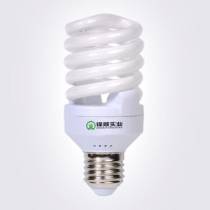High Quality Mini Spiral Energy Saving Lamp T2 Full Spiral 20W pictures & photos