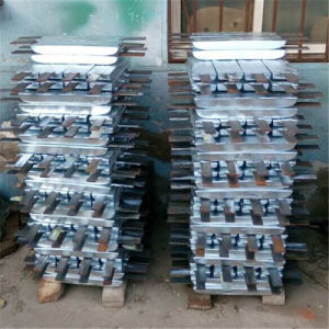 Marine Sacrificial Zinc Anode Marine Anode Outfitting Equipment Aluminum Zinc Anode pictures & photos