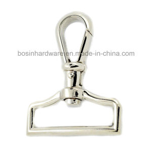 Metal Spring Swivel Bag Hook for Leather pictures & photos