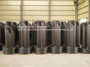 Factory Outlet Black Round Base Steel Wire Carrier pictures & photos