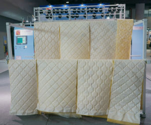 Mattress Panel Quilting Machine, Mattress Cover Quilting Machine pictures & photos
