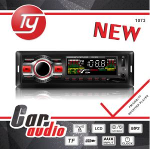 One DIN Universal Car CD Player with LED Screen pictures & photos