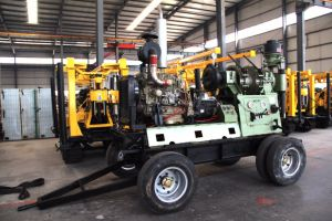 Water Well Drilling Rig Machine, Types of Drilling Machine pictures & photos