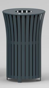 Outdoor Trash Bin for European Market with Good Quality (HW-521) pictures & photos