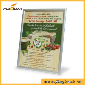 Aluminum Display Frames for Posters with Mitred Corner Online pictures & photos