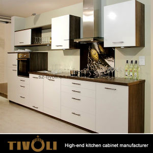White Kitchen Modern Design Wood Kitchen Cabinet and Kitchen Furniture (AP148) pictures & photos