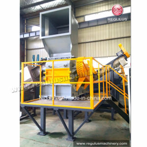 Waste Plastic Crusher Machine / Plastic Bottle Crushing Recycling Machine pictures & photos