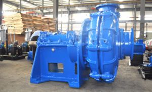 Ahkr Mine Industry Applied Rubber Lined Slurry Pump (150/100C-AHKR) pictures & photos