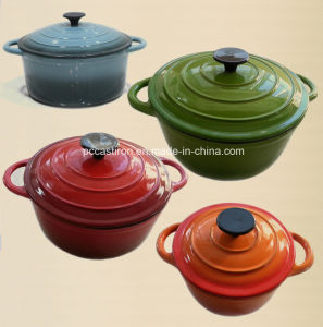Cast Iron Cookware Set pictures & photos
