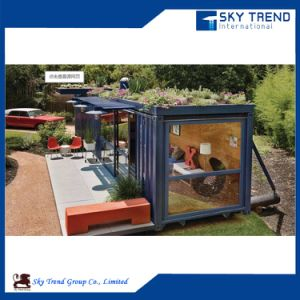 Modular Living Container Apartment with Bedroom and Bathroom pictures & photos