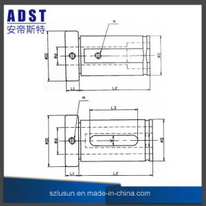 Best Supplier CNC D40-25 Bushing Tool Sleeve Machine Tool pictures & photos