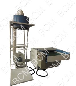 Pearl Fiber Machine & Collector in China pictures & photos