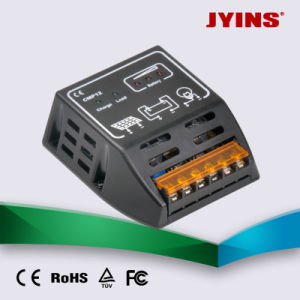 12V/24V 5A/10A/15A/20A PWM Solar Charge Controller pictures & photos