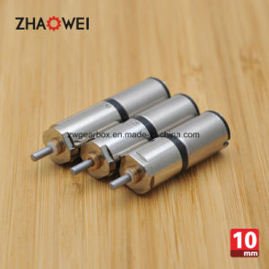 3V 10mm Mini Planetary Gear Brushless Motor pictures & photos
