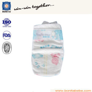 Nonwoven China Manufacturer Disposable Baby Nappy pictures & photos