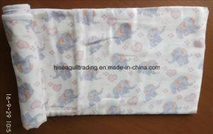 2plies/4plies/6plies Cotton Muslin Blanket Swaddle in 120X120cm pictures & photos