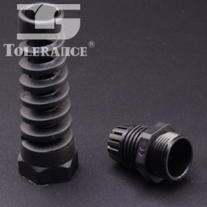 Metric Size Black Pg21 Nylon Cable Gland