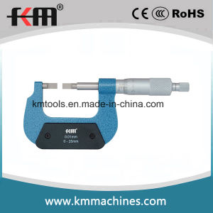 0-25mm Blade Micrometers with Graduation 0.01mm pictures & photos