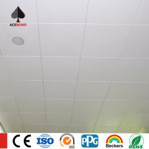 Outdoor Use Aluminum Decorative Ceiling Panel for Commercial Buildings with Tiger Powder Coating pictures & photos