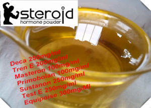 Pre-Mixed Injectable Steroid Oil Equi Test 450 Mg / Ml Bodybuilding Safe Oil pictures & photos