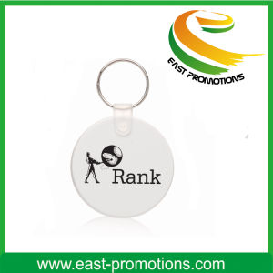 Promotional Custom Tennis Plastic Keychain pictures & photos