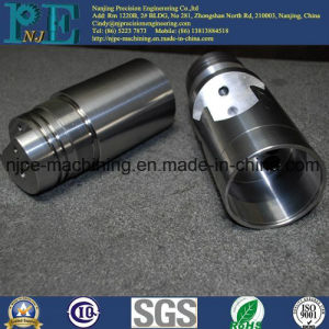 Customized Metal CNC Machining and Welding Machine Spare Part pictures & photos