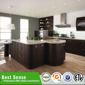 China Factory Wholesale Cheap Solid Wood, Kitchen Cabinet, 2016 pictures & photos