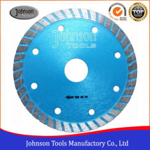 105mm Ceramic Tile Saw Blade Turbo Tile Cutting pictures & photos