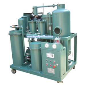 Fine and Precision Multi-Stage Hydraulic Oil Filtration System pictures & photos