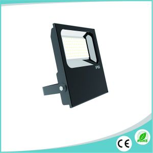 Ultra Slim Black Housing 200W Philips LED Floodlight pictures & photos