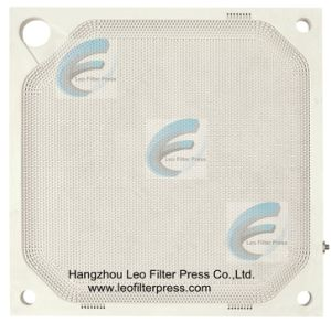 Leo Filter Wastewater Filter Press Membrane Filter Plate pictures & photos