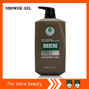 Men Volcanic Red Clay Shower Gel pictures & photos