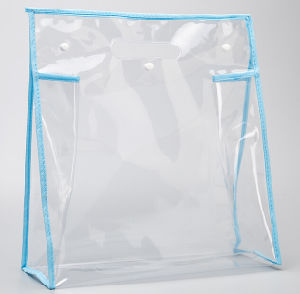 Plastic Storage Bag PVC Transparent Storage Bag pictures & photos