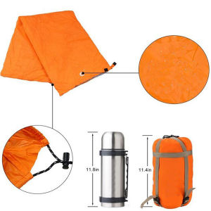 Warm Weather Outdoor Camping Backpacking Hiking Sleeping Bag pictures & photos