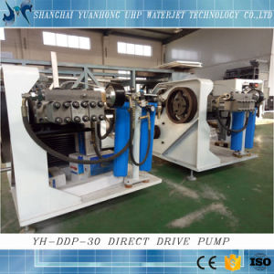 Direct Drive High-Pressure Waterjet Pump pictures & photos