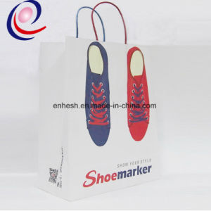Professional Customized Paper Shopping Bag