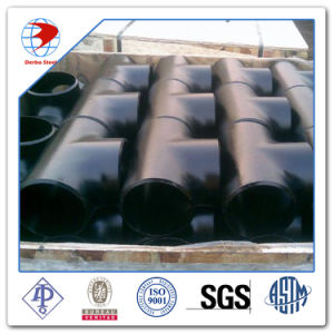 ASME B16.9 B16.11 Carbon and Stainless Steel Welded and Seamless Pipe Fittings pictures & photos