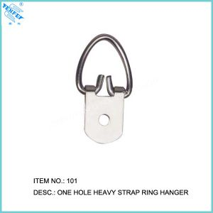 101 One Hole Heavy Strap D-Ring Hanger in Nickle pictures & photos